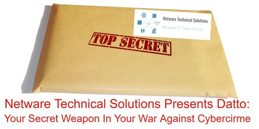 Your secret weapon in your war against cyber crime