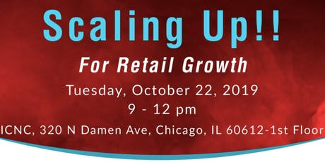 Scaling Up!! For Retail Growth tickets
