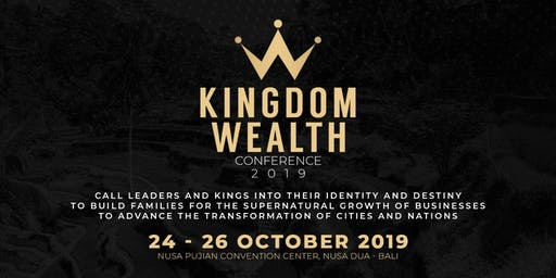 Kingdom Wealth Conference 2019