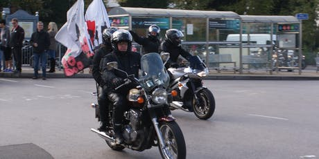 2019 Swadlincote Ride for Remembrance tickets