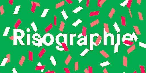 Make your own risograph calendar 2020