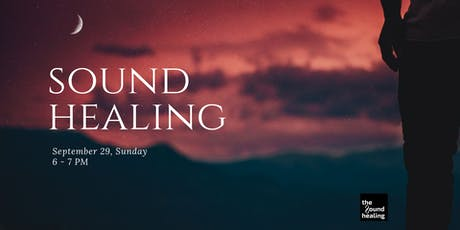 Sound Healing with Singing Bowls tickets