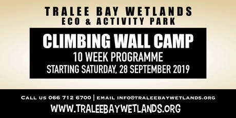 Tralee Bay Wetlands Climbing Camp tickets