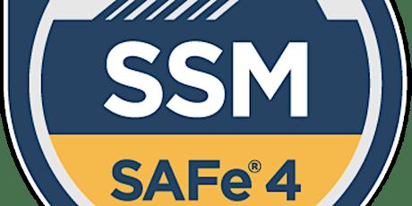 SAFe® Scrum Master Certification, Toronto, Canada tickets