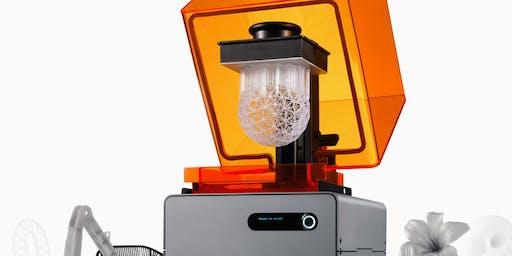 Tutorial Stampa 3D Tecnologia SLA - Latina