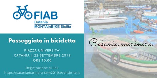 Catania Marinara - SEM 2019 in bicicletta con FIAB Catania