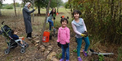 Fall 2019 Interfaith Environmental Stewardship Event