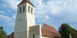 Vendeuvre du Poitou - Eglise Saint-Aventin