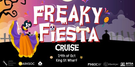 UNSW Interfaculty Freaky Fiesta Cruise tickets