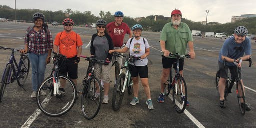 Community Bike Safety Course