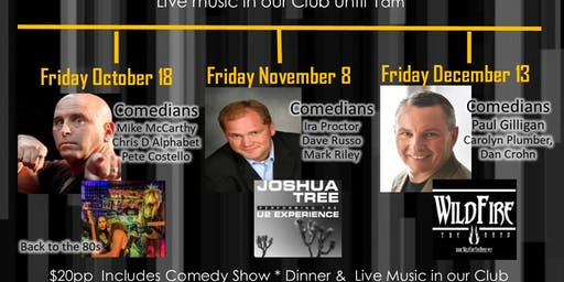 Russo on the Road - Comedy & Music Series