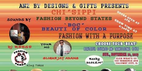 Chi'Sippi ~ Fashion With a Purpose tickets
