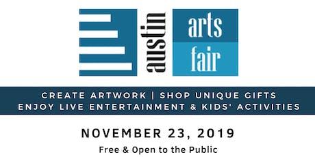 Austin Arts Fair 2019 tickets