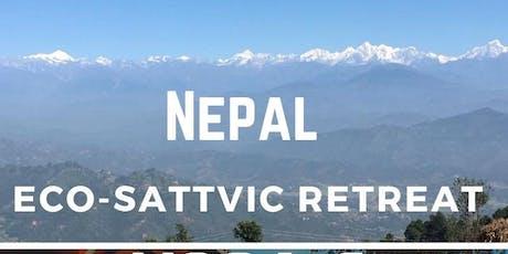 Yoga & Meditation Retreat in Nepal tickets