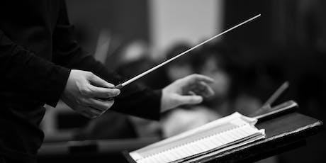 Bernstein's Candide Ovt., Reed Thomas' Jubilee, & Dvorak's New World Symph. tickets