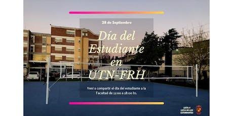 Día del estudiante UTN Facultad Regional Haedo entradas