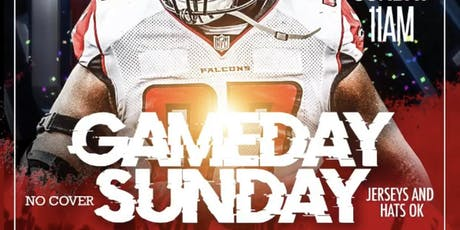 GAMDAY FUNDAY BRUNCH THIS SUNDAY AT SUITE LOUNGE tickets
