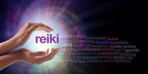 Reiki Level II Training (2 Days) - Brisbane
