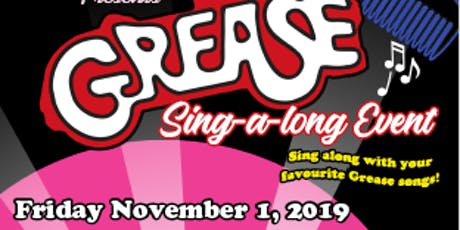 Grease Sing-along Event tickets
