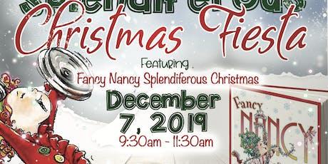 A Fancy Splendiferous Christmas Fiesta: Meet & Greet with Robin Glasser tickets