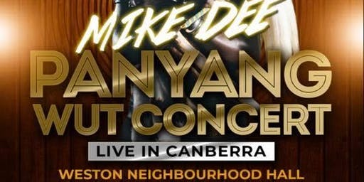 Panyang Wut Concert in Canberra
