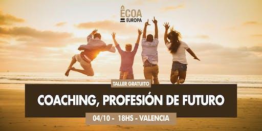 Taller gratuito: Coaching, profesión de futuro