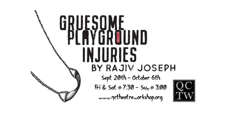 Gruesome Playground Injuries tickets