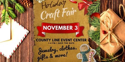 4th Annual Holiday Craft Fair | Save the Date!