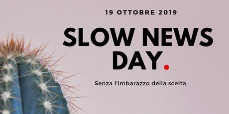 Slow News Day 2019 Tickets