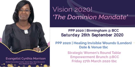 Passion, Place & Purpose | Empowering Women Conference 2020 tickets