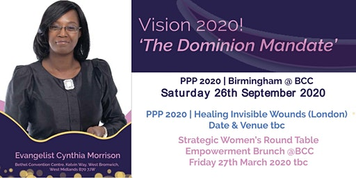 Passion, Place & Purpose | Empowering Women Conference 2020