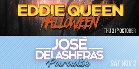 Halloween Hell Edition + Paradise - Heaven Edition Tickets