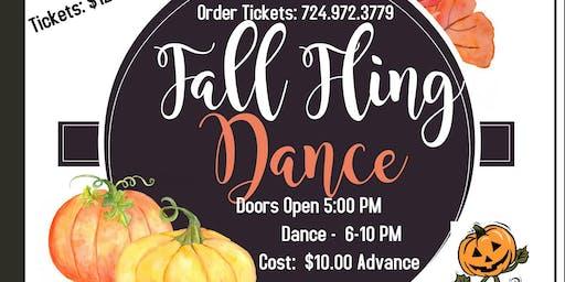 Fall Fling Dance