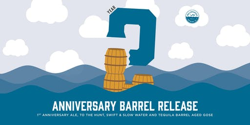 Wallenpaupack Brewing Company 2nd Anniversary Celebration & Beer Release