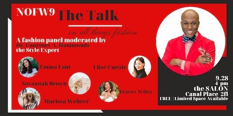 NOFW: The Talk tickets