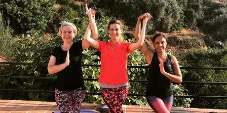 5 Days Chakra Yoga and Meditation Retreat in Andalusia tickets
