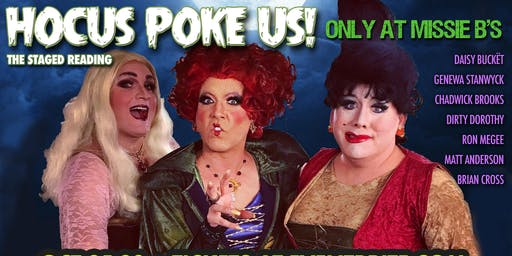 Hocus Poke Us! The Staged Reading