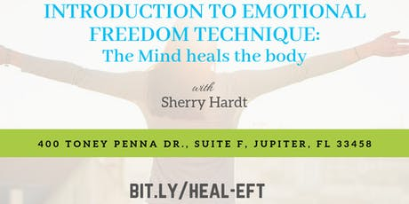 Introduction to Emotional Freedom Technique tickets