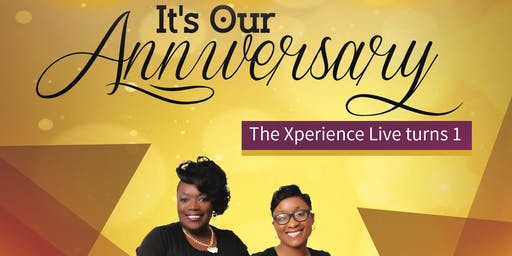 The Xperience Live Anniversary