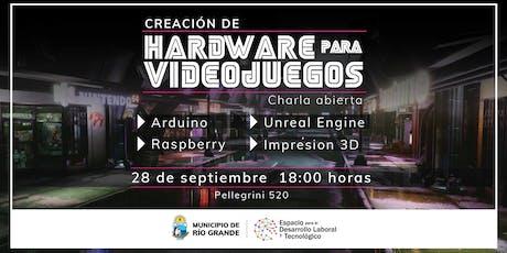 Creación de Hardware para Videojuegos entradas