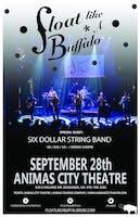 Float Like A Buffalo w/s/g Six Dollar String Band