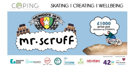 Future Savings Presents - Coping | Mr Scruff | Mungo's Hifi | Dub Smugglers tickets