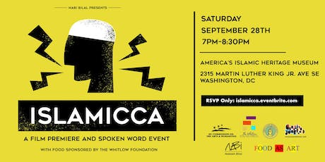 Islamicca: A Film Premiere and Spoken Word Event tickets