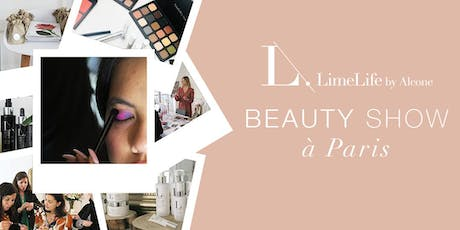Beauty Show LimeLife by Alcone - Paris tickets