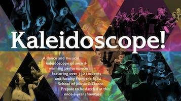 """""""Kaleidoscope!"""" 2019"""