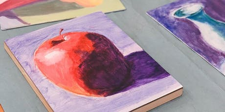 Art Workshop: Oil or Acrylic Painting on Canvas for Beginners tickets