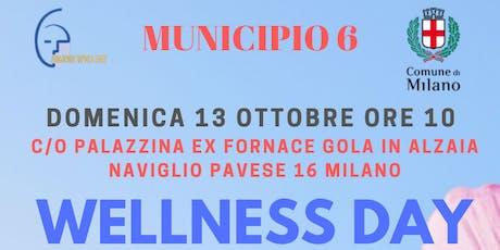 Wellness Day La Giornata del Benessere biglietti
