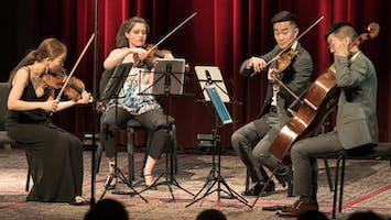 """Rolston String Quartet: Schubert's """"Death and the Maiden"""" and More"""