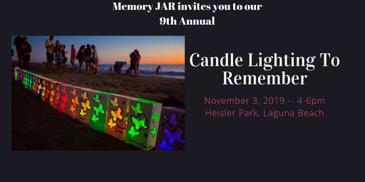 9th Annual Candle Lighting to Remember