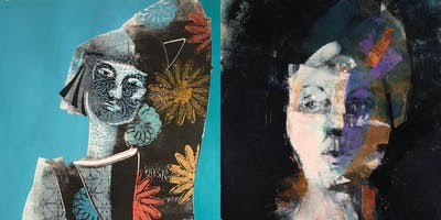 Drawing and Monoprinting for Portraiture